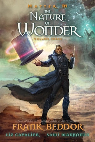 Hatter M, Vol 3 - Nature of Wonder Paperback