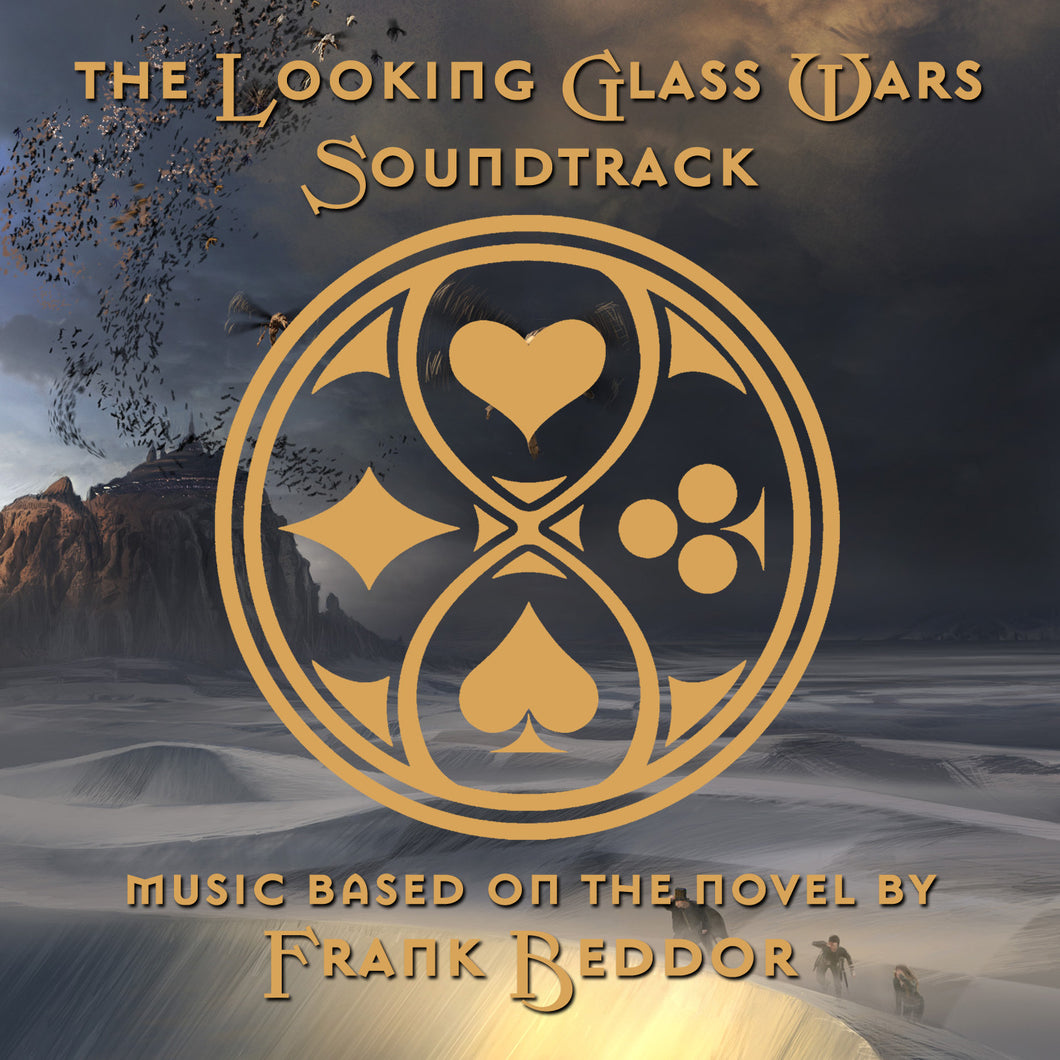 The Looking Glass Wars Soundtrack (MP3 Download)