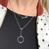 N-553 | Corona Necklace Short