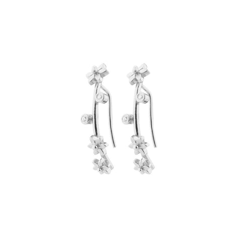 E-336 | Flower Earrings