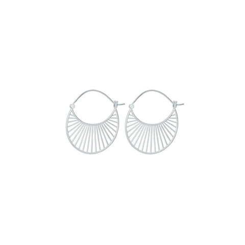 E-574 | Large Daylight  Earrings