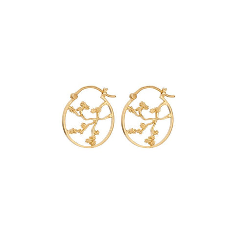 E-707 | Sakura Earrings