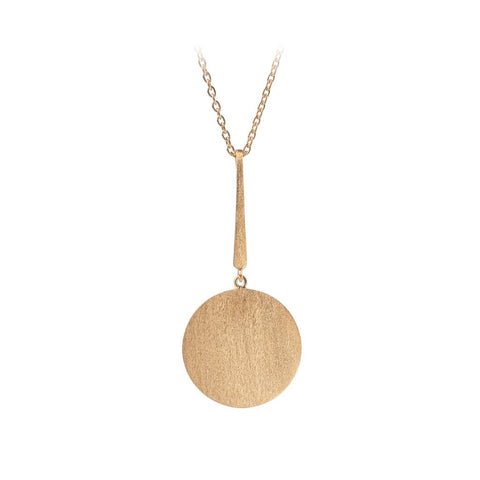 N-005 | Long Coin Necklace