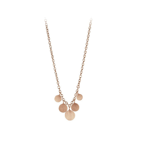 N-007 | Mini Coin Necklace