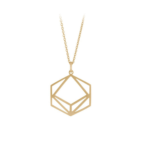 N-600 | Icon Necklace Short