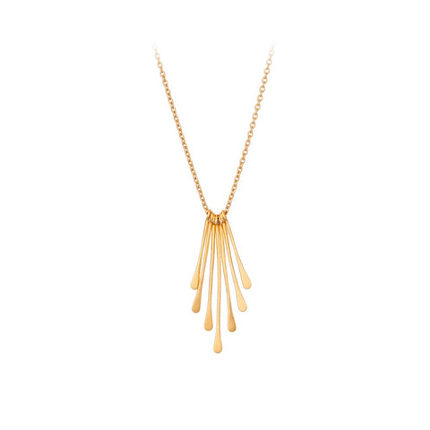 N-630 | Waterfall Necklace