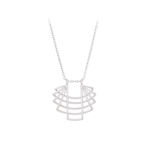 N-660 | Trace Necklace short