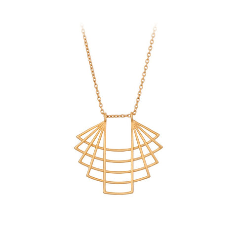 N-661 | Trace Necklace long