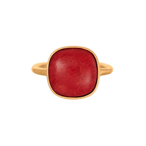 R-037 | Coral Ring
