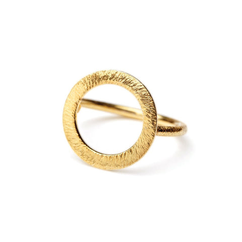 R-170 | Open Coin Ring