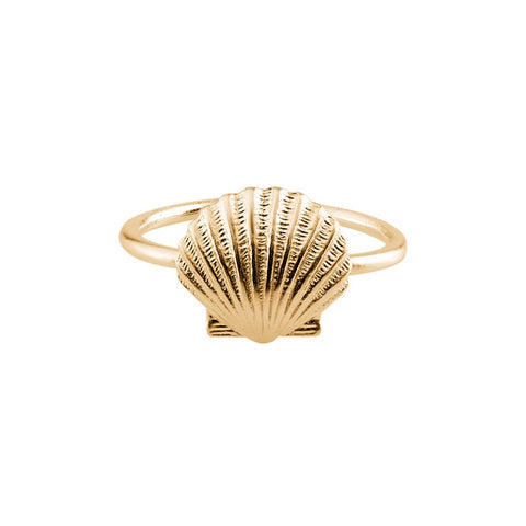 R-230 | Seashell Ring