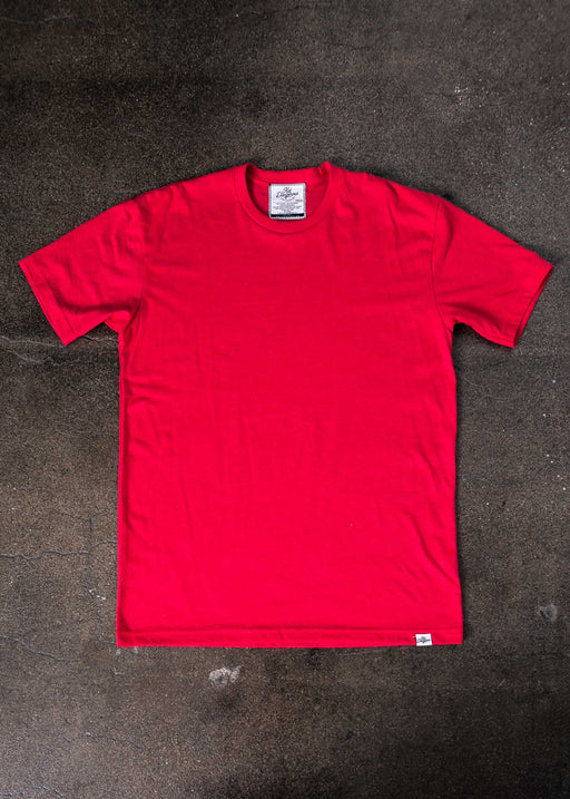 Men's Heather Red Tee