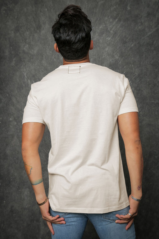 Men's Antique White Tee