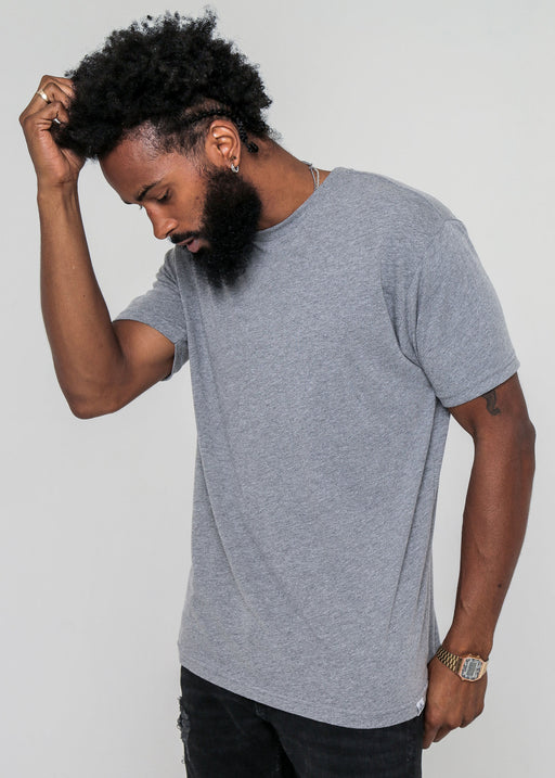 Men's Heather Grey Tee