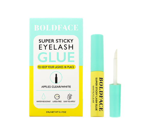 Super Sticky Lash glue- CLEAR/WHITE