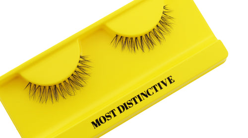 Most distinctive