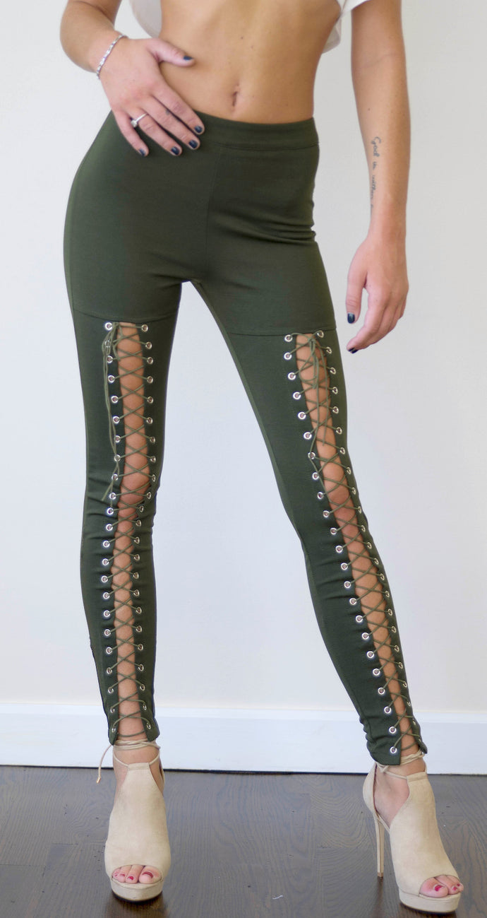 Allure Pants (Green)