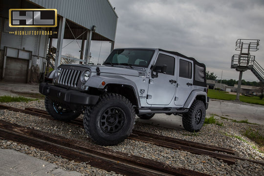 HighLift OffRoad is the Premiere Jeep Off-Road Shop in