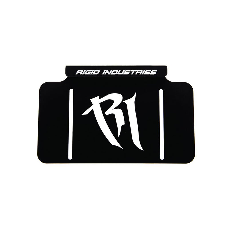 Rigid License Plate Mount RIGID Industries