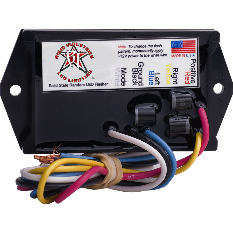 6 Amp Led Flasher 12 Volt RIGID Industries