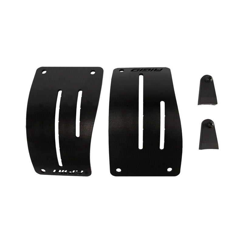 2018 Jeep Wrangler JL Cowl Mount Fits 2 D-Series Pro RIGID Industries
