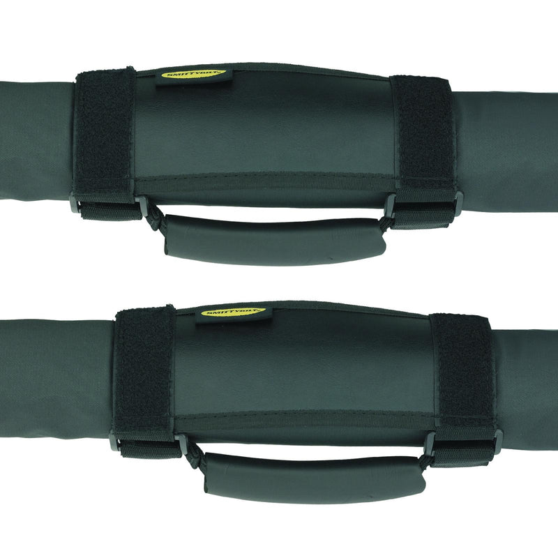 Grab Handle Deluxe Pair Black Smittybilt