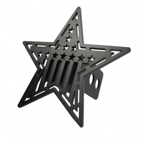 Steel Hitch Star Cover Universal Rock Slide Engineering