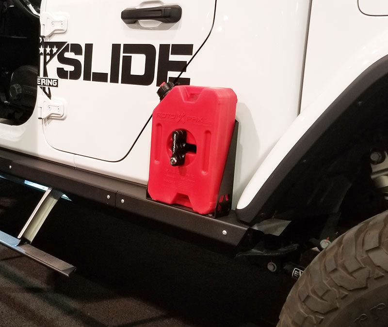 Gladiator Roto Pax Mount For 20-Pres Jeep Gladiator JT Step Slider Rock Slide Engineering