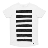 44LDN 'Crossing' T-Shirt <br> White