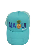 Pineapple Maui cap