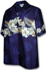 Pacific Legend Mens Tropical Garden Shirt