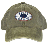OVAL PALM TREE CAP