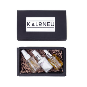 Kaloneu Normal to Dry Skin Care Bundle | 30ml - Kaloneu