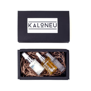 Acne prone skin bundle - your complete solution to preventing and treating acne and scarring - Kaloneu
