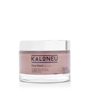 Face mask with Vitamin C - Kaloneu