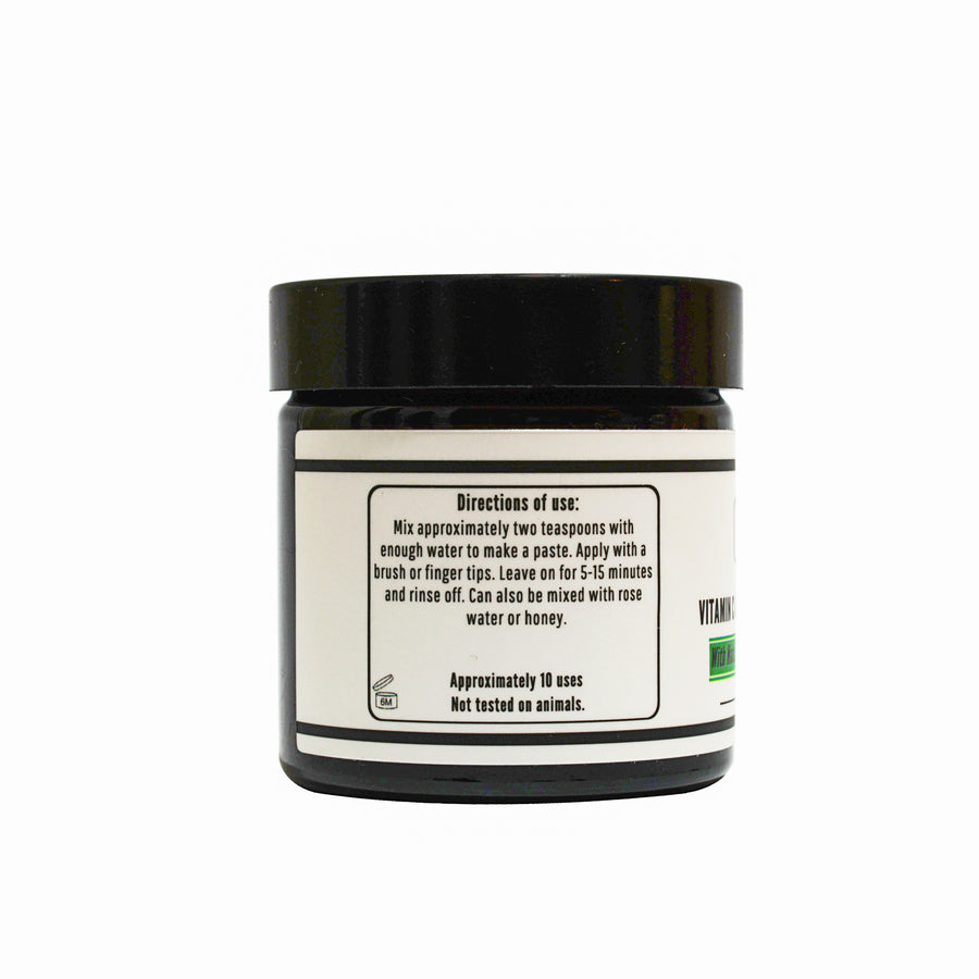 Vitamin C Antioxidant Face Mask - Kaloneu