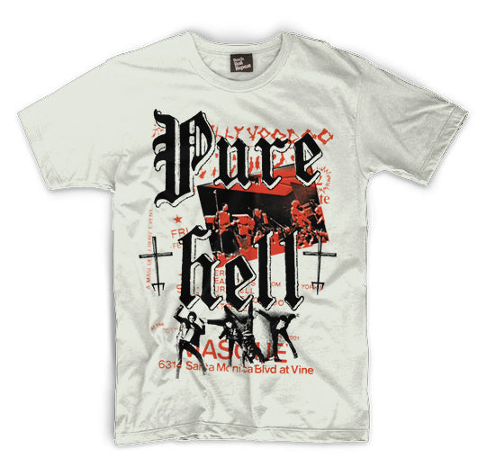 Pure Hell - Flier Tee