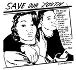 Save Our Youth - Unisex White