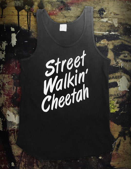 Street Walkin' Tank Top