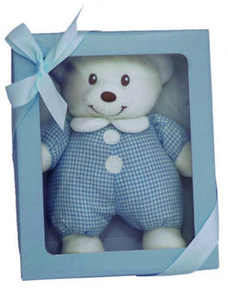 Elka Bear Gift Set - Blue
