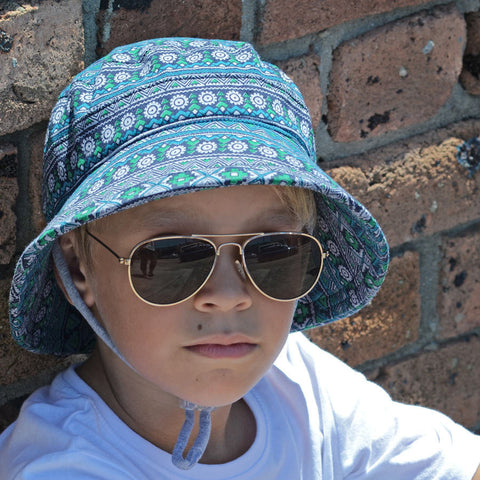 Bedhead Boys Bucket Hat - Muchacho - Three Bears Kids