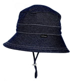 Bedhead Kids Bucket Hat - Denim - Three Bears Kids