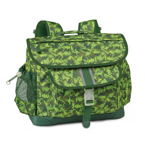Bixbee Dino Camo Backpack - LARGE 7 TO 12 Years - Three Bears Kids