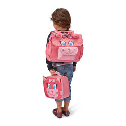 Bixbee Kitty Pack Kids Insulated Lunchbox