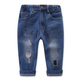 Camo Crop Top And Jeans - Three Bears Kids