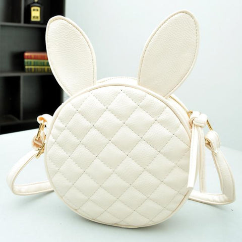 Bunny Ears Bag - Cream - Three Bears Kids