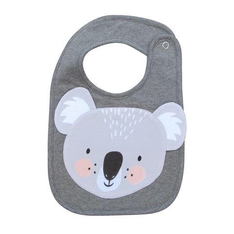 Mister Fly Koala Bib - Three Bears Kids