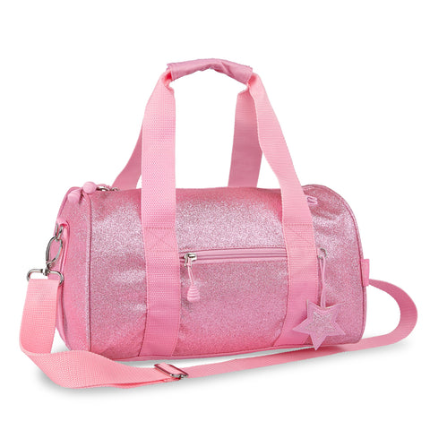 Bixbee Sparkalicious Pink Duffle - Medium - Three Bears Kids