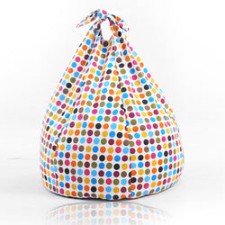 Mini Beanz - Toddler Polka Dot Bean Bag