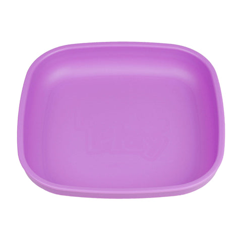 Re-Play Flat Plate - Purple - Three Bears Kids